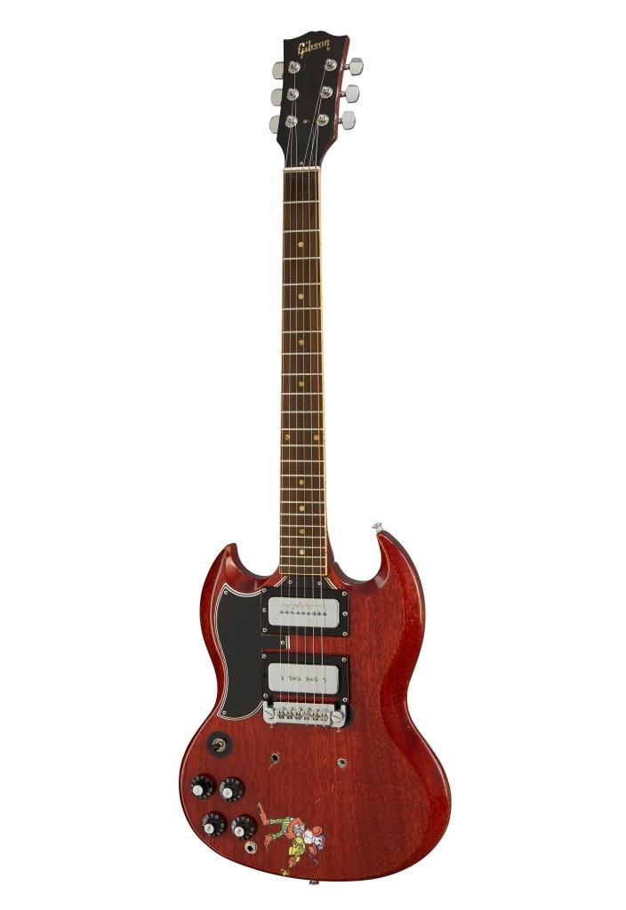 Tony Iommi 'Monkey' 1964 SG Special Replica (Front)